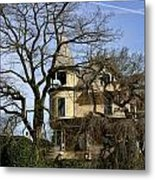 Ross Island House Metal Print