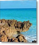 Ross Witham Beach 1 Metal Print