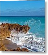 Ross Witham Beach 4 Metal Print