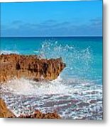 Ross Witham Beach 6 Metal Print
