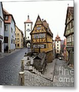 Rothenberg, Germany Metal Print