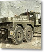 Rotinoff Tractor  Metal Print