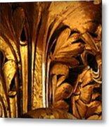 Rotunda Detail Metal Print