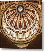 Rotunda Dome On Wings Metal Print