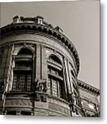 Rotunda Metal Print