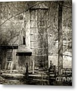 Roughing It Metal Print