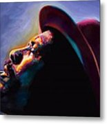 Round Midnight Thelonious Monk Metal Print