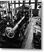 Roundhouse Working No. 3 Metal Print