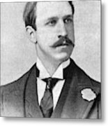 Rounsevelle Wildman (1864-1901) Metal Print