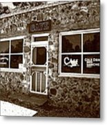 Route 66 Cafe 8 Metal Print