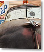 Route 66 Cars  Metal Print