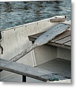Rowboat Metal Print