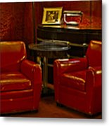 Roxy Suite Metal Print