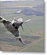 Royal Air Force Typhoon Fgr4 Metal Print