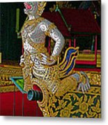 Royal Barges Museum In Bangkok-thailand Metal Print
