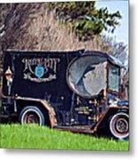 Royal City Paddy Wagon Metal Print