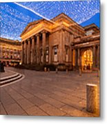 Royal Exchange Square At Borders Metal Print