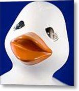 Rubber Ducky Metal Print