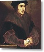 Rubens, Peter Paul 1577-1640. Thomas Metal Print