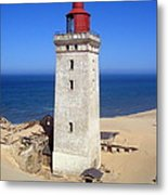 Rubjerg Knude Lighthouse 2 Metal Print