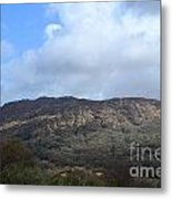 Rugged Ireland Metal Print