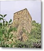 Ruins Of Durnstein Metal Print