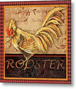 Ruler Of The Roost-2 Metal Print
