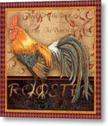 Ruler Of The Roost-4 Metal Print