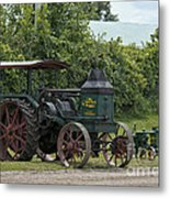 Rumely Mom And Son Metal Print