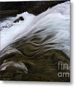 Run River Run 1 Metal Print