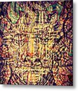 Runs In The Veins The Old Blood Of The Ancestors Metal Print