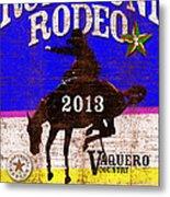 Rupununi Rodeo Metal Print