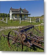 Rural Ontario Metal Print