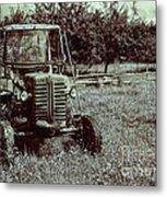 Rural Summer Metal Print