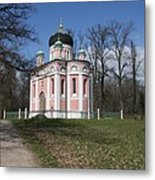 Russian Church Metal Print