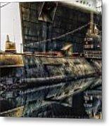 Russian Submarine Extreme Metal Print
