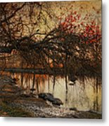 Rustic Retreat Metal Print