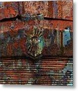 Rusty Nash Metal Print