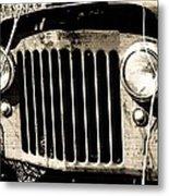 Rusty Relic - The Forgotten 02 Metal Print