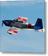 Rv8tors Flyby Wave Metal Print