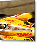 Ryan Hunter-reay Metal Print by Denise Dube