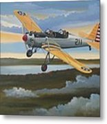 Ryan Pt-22 Recruit Metal Print