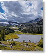 Rydberg Lake Metal Print