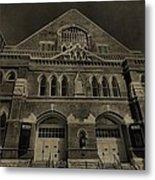 Ryman Auditorium Metal Print by Dan Sproul