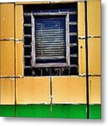 S. Port And W. Jefferson Metal Print
