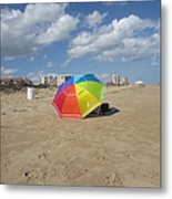 Sa Place Au Soleil / One's Place In The Sun Metal Print