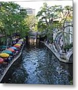 Sa River Walk 2  Metal Print