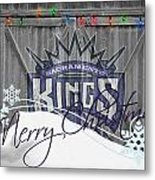 Sacramento Kings Metal Print