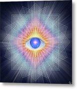 Sacred Geometry 101 Metal Print