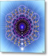 Sacred Geometry 78 Metal Print